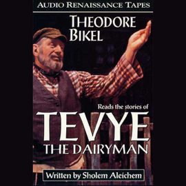 The Stories of Tevye the Dairyman audiobook