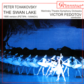 The Swan Lake ACT I (scene 2) Scene