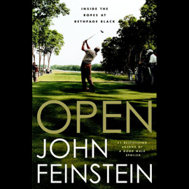 Open: Inside the Ropes at Bethpage Black audiobook