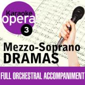 Karaoke Opera, Vol. 3: Mezzo-Soprano Dramas