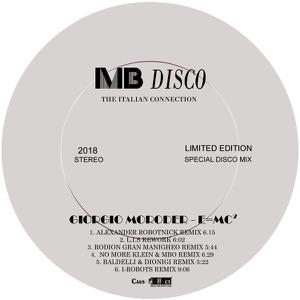 E=Mc2 (Remixes) - Single