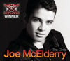 Joe McElderry - The Climb artwork