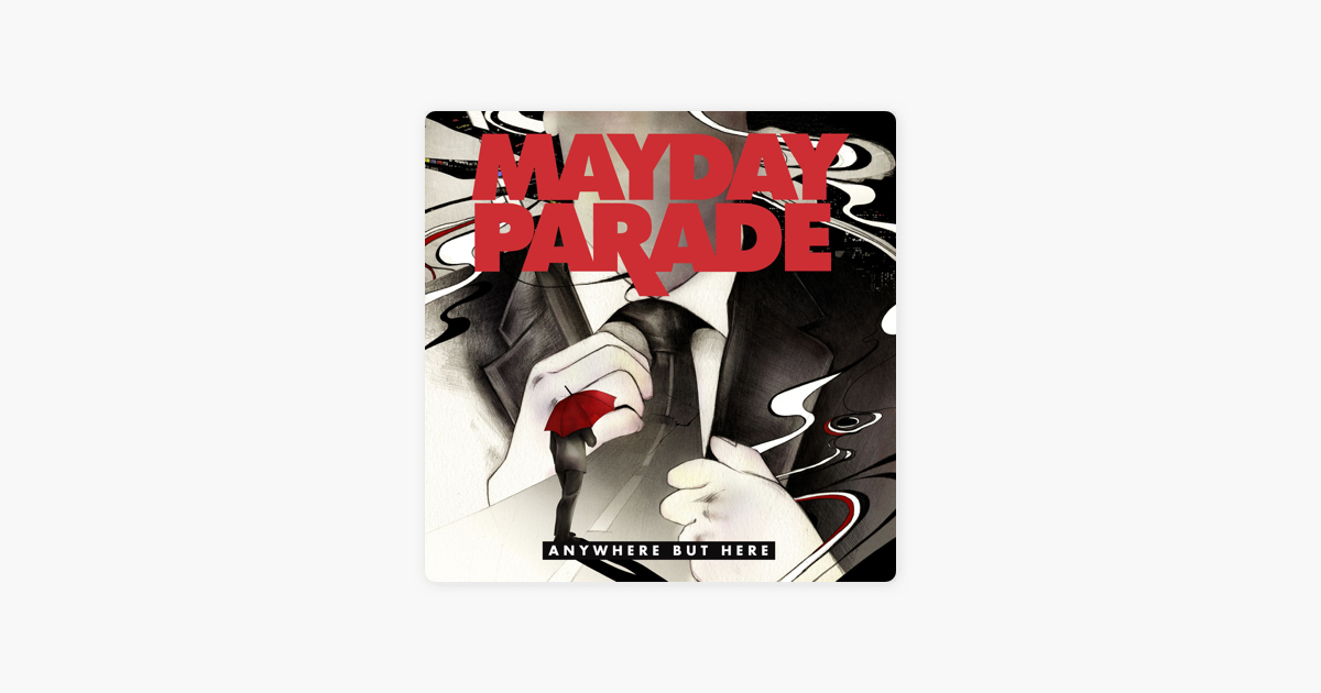 mayday parade anywhere but here deluxe edition.rar