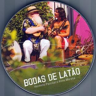 Bodas de Latão – Hermeto Pascoal & Aline Morena