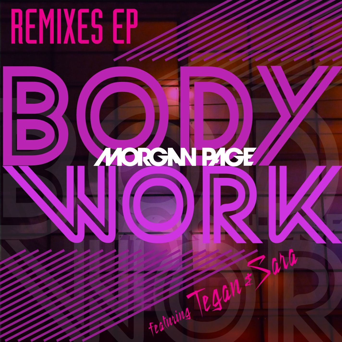 Body Work (Remixes) - EP
