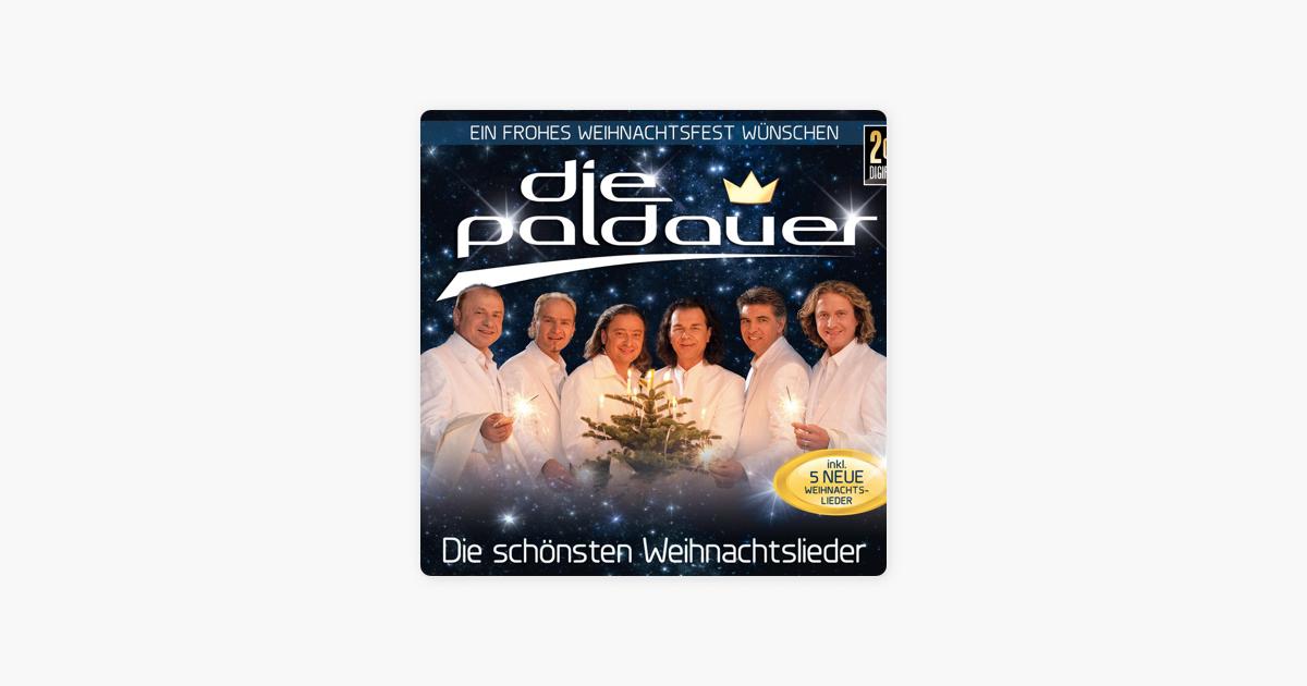 """Die schönsten Weihnachtslieder"""" von Paldauer bei Apple Music"""