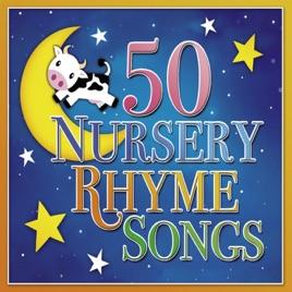 50 Nursery Rhyme Songs The Countdown Kids