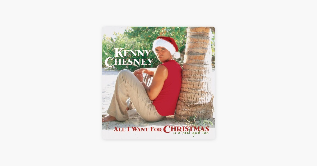 All I Want for Christmas Is a Real Good Tan by Kenny Chesney on ...