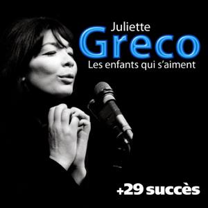 Juliette Gréco - Les enfants qui s'aiment + 29 succès