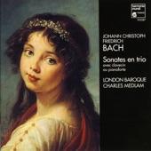 London Baroque - Sonata for two violins and continuo in A Major, F.VII/2 : III. Tempo di Minuetto