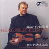 Petr Přibyl, Chamber Orchestra Virtuosi Pragenses & Milan Lajcik - G.P. Telemann: Music For Viola II Grafik