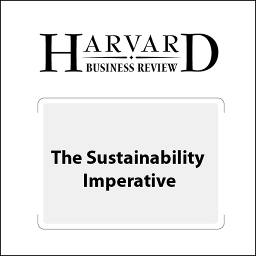 The Sustainability Imperative (Harvard Business Review) (Unabridged) - David A. Lubin, Daniel C. Esty
