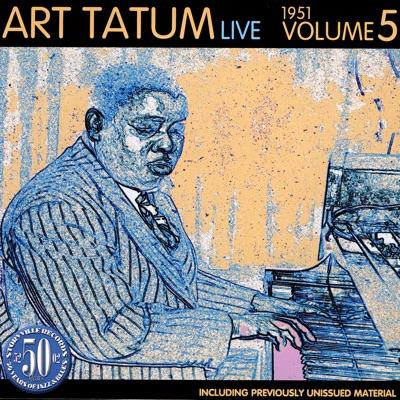 Art Tatum Live 1951 Vol. 5 - Art Tatum