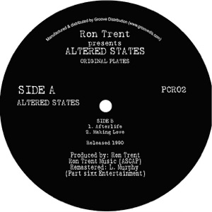 Altered States - EP