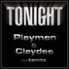 Playmen & Claydee - Tonight (feat Tamta) [Radio Edit] artwork