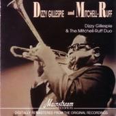 Dizzy Gillespie & the Mitchell/Ruff Duo - Con-Alma