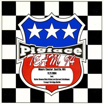 Moore Theater, Seattle, WA 11/21/1994 - Pigface