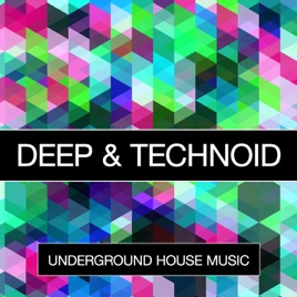 Deep technoid underground house music by various artists for Deep house music songs