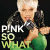 P!nk - So What (Bimbo Jones Mix) artwork