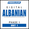 Pimsleur - Albanian Phase 1, Unit 01: Learn to Speak and Understand Albanian with Pimsleur Language Programs  artwork