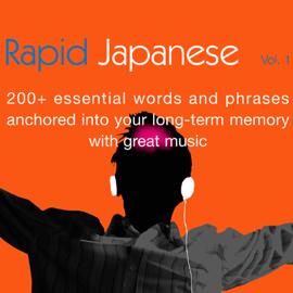 Rapid Japanese: Volume 1 (Original Staging) audiobook