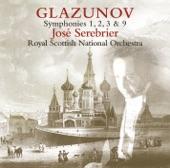 """Alexander Glazunov - Symphony No.1 in E, Op.5 """"Slavyanskaya"""""""
