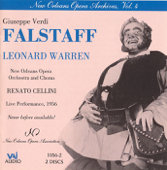 Giuseppe Verdi: Falstaff (Opera In Three Acts)