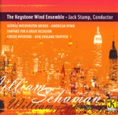 Keystone Wind Ensemble/Jack Stamp - New England Triptych: I. Be Glad Then, America (arr. by D. Martynuik)