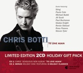 Chris Botti - LET THERE BE LOVE feat. Michael Bublé