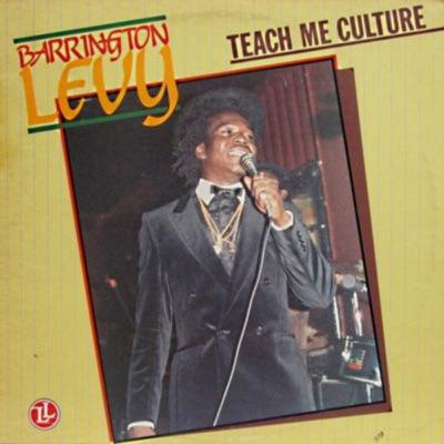 Teach Me Culture - Barrington Levy