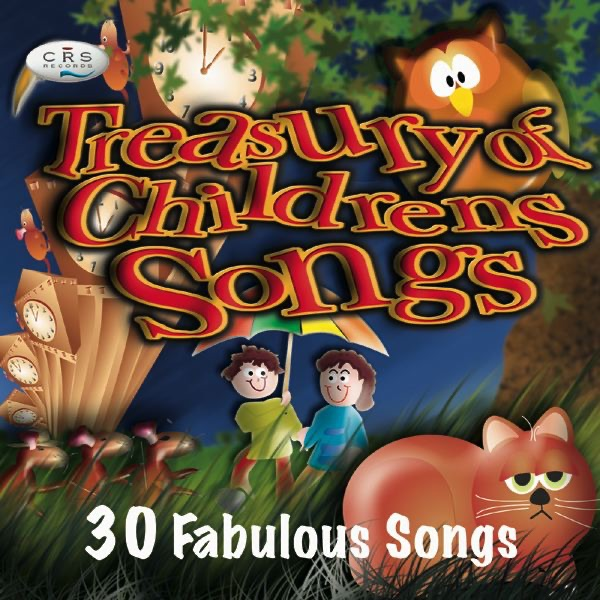 Treasury of Children's Songs