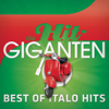 Verschiedene Interpreten - Best of Italo Hits - Die Hit Giganten Grafik