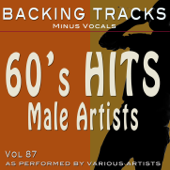 60's Hits Male Vol 87 (Backing Tracks)