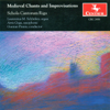 Choral Music (Medieval Chants and Improvisations) - Artis Gaga, Laurentius Schlieker, Riga Schola Cantorum & Guntars Pranis