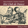 Django Reinhardt, Stéphane Grappelli & The Quintet of the Hot Club of France - Swing In Paris  artwork
