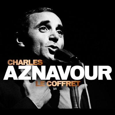 Le coffret Charles Aznavour - Charles Aznavour