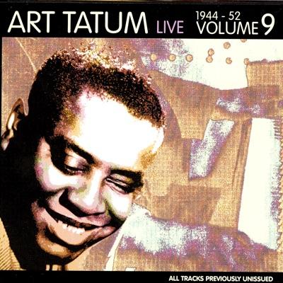 Live 1944-52 Vol. 9 - Art Tatum