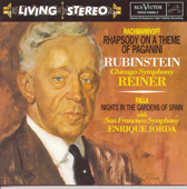 Rachmaninoff, Falla, Chopin