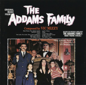 The Addams Family  Main Theme (Vocal)-Vic Mizzy