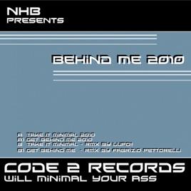 Behind Me 2010 - EP by NHB on iTunes