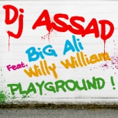 Playground (feat. Big Ali & Willy William) - EP