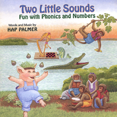 Two Little Sounds - Fun with Phonics and Numbers