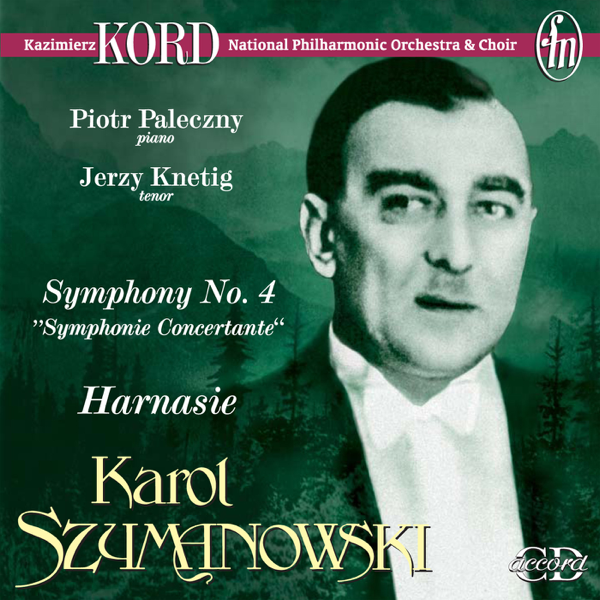 Szymanowski, K : Symphony No  4,