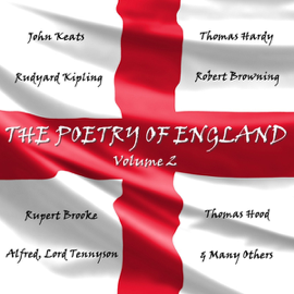 The Poetry of England, Volume 1 (Unabridged) audiobook
