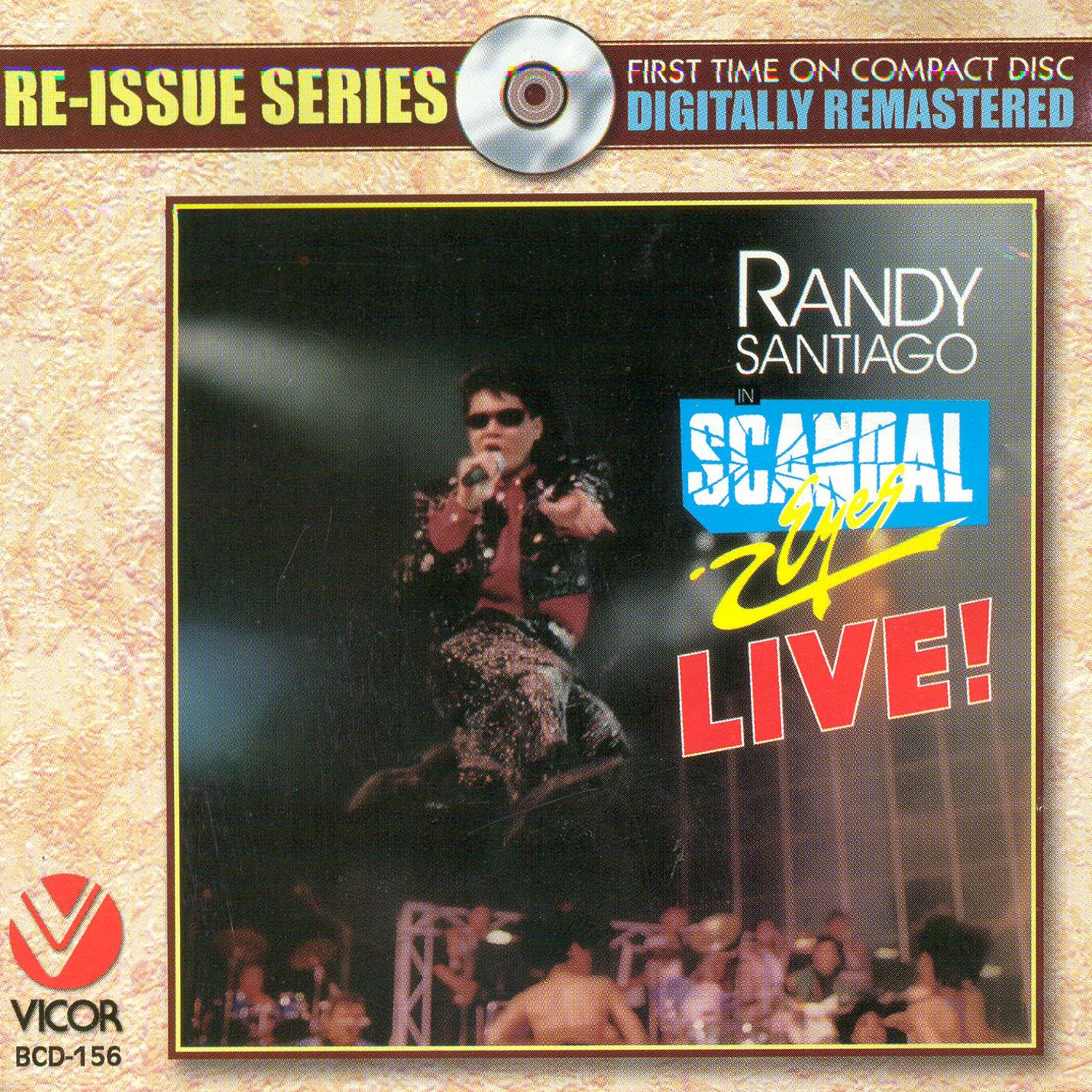 Re-issue series: scandal eyes live