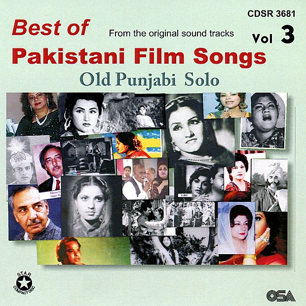 I M Rider Song Download In Songspk: Best Of Pakistani Film Songs Vol. 3: Old Punjabi Solo By