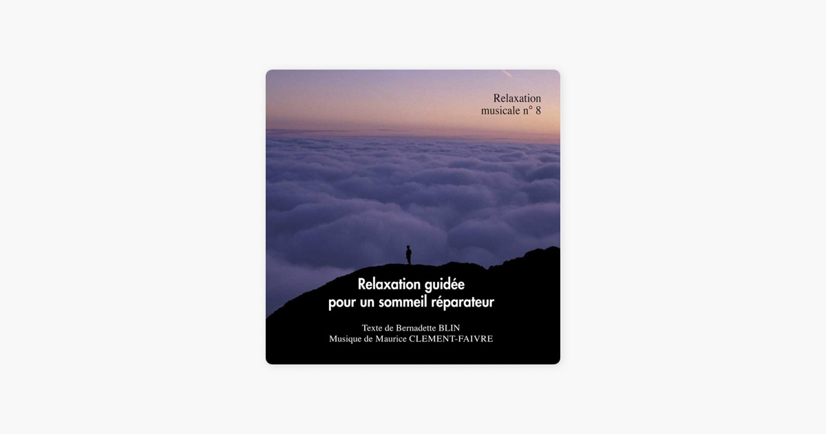relaxation guidee sommeil