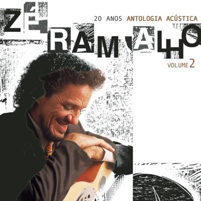 20 Anos - Antologia Acústica, Vol. 2 - Zé Ramalho