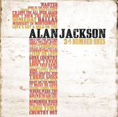 34 Number Ones-Alan Jackson