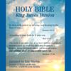 Jodacom International, Inc. - The King James Audio Bible: Authorized Version (Unabridged) artwork